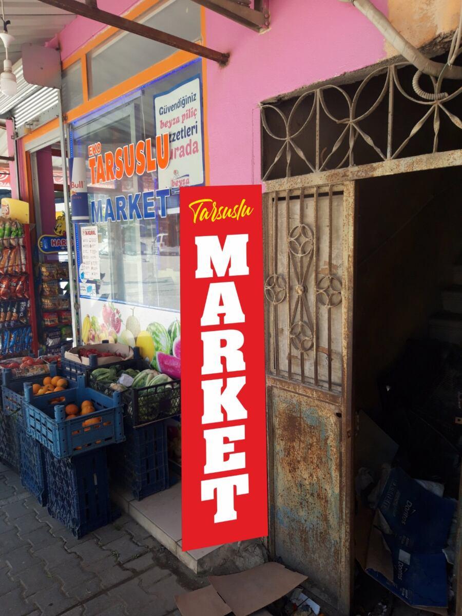 Tarsuslu Market Yüksel